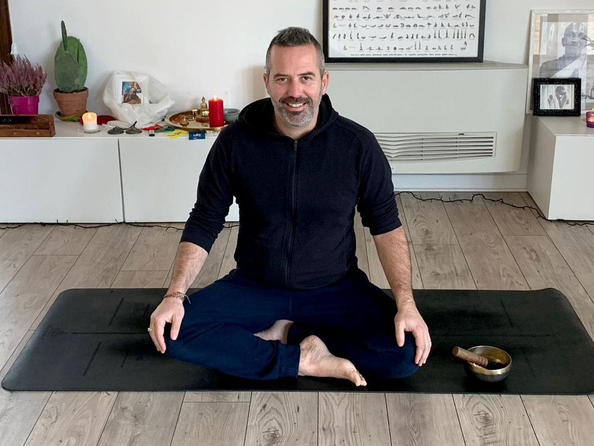 gaspare palmieri mindfulness